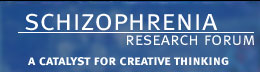 Schizophrenia Research Forum - A Catalyst for Creative Thinking